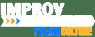 Improv team culture logo white